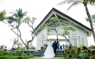 The Seminyak Purnama Chapel