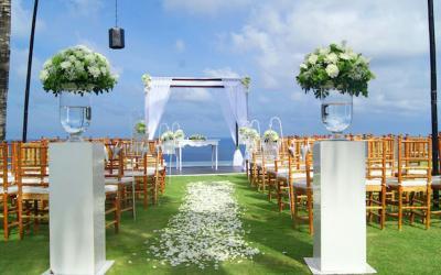 The Ungasan Cliff Top Resort